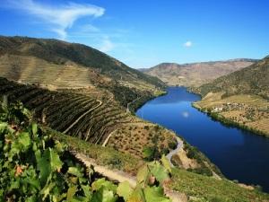 La vallée de la Douro