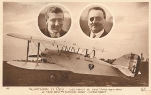 Carte_postale-Oiseau_blanc-1927