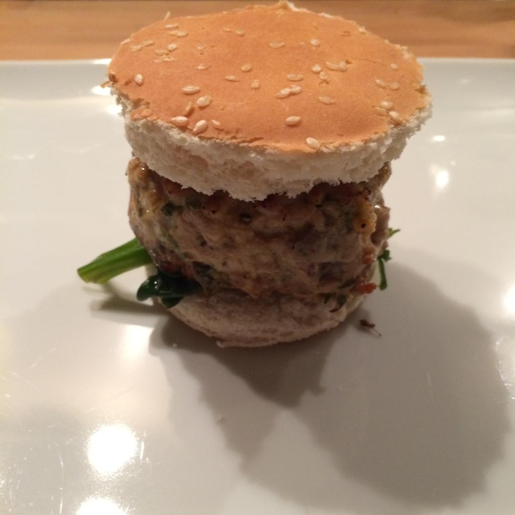 Burger Faisan